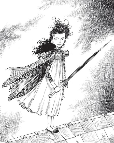 Ada Goth by Chris Riddell