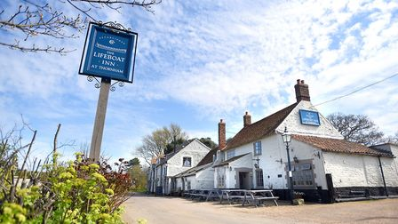 The Lifeboat Inn, Thornham