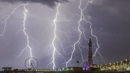 Electric Blackpool by Stephen Cheatley
