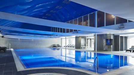 Formby Hall's new spa after renovation