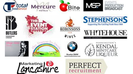 Our sponsors and suppliers