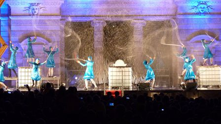 The Hydromania show by Avanti Display will take over Bournemouths Town Hall