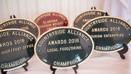 The Countryside Alliance Rural Awards
