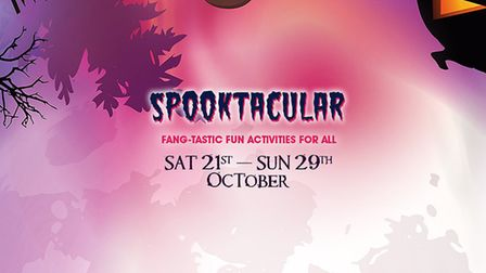 Spooktacular at Lowry Outlet, Manchester
