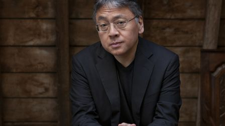 Kazuo Ishiguro will be speaking live at the UEA as part of it's Autumn Literary Festival (photo: Jef