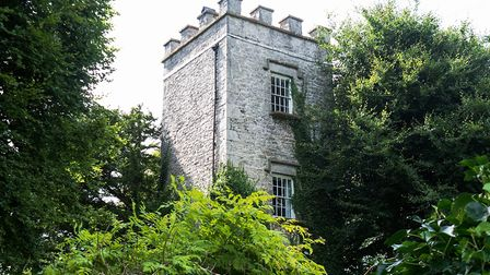 Lindeth Tower, once occupied by Elizabeth Gaskell