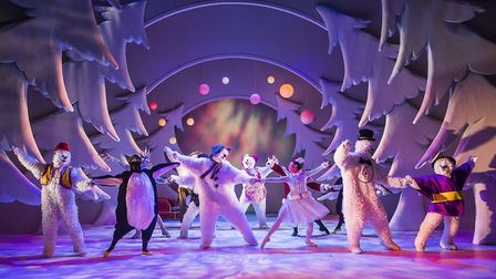 Let your inner child be free at the Snowman, performed at Manchester's Opera House (credit: Tristram