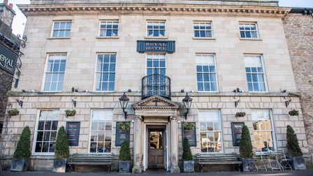 The Royal Hotel in Kirkby Lonsdale