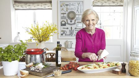 'I really do enjoy seeing people sitting around a table eating good, honest food' (c) BBC Pictures
