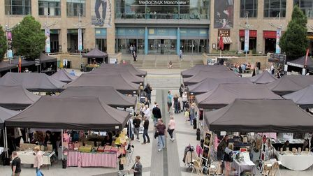 Lowry Outlet Makers Market.