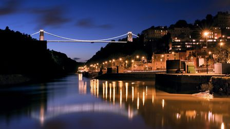 There's plenty to see and do in Bristol this Christmas (c) Gary_Newman / Thinkstockphotos