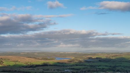 Stocks Reservoir from Dunsop Fell