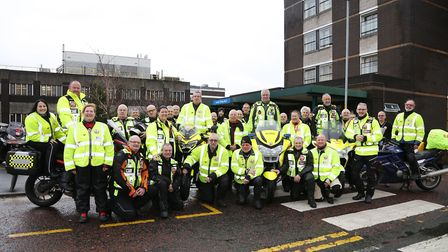 NW Blood Bikes Lancs and Lakes