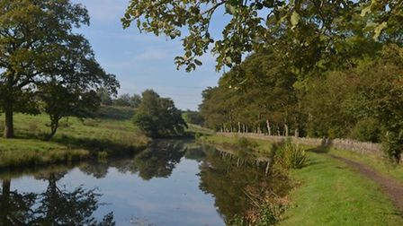 Leeds-Liverpool canal, Riley Green by Michael Hoyle