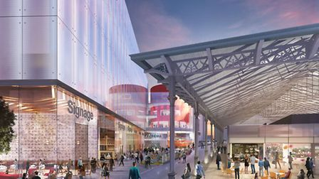 How the renovated Preston Market will appear