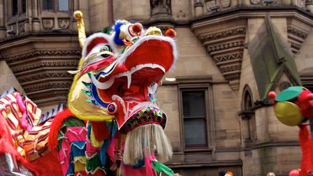 Chinese New Year in Manchester