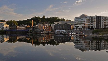 Bristol harbourfront (c) Harshil Shah / Flickr CC BY-ND 2.0