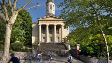 St George's Concert Hall will be redeveloped for 2018 (c) Philip Vile / Destination Bristol