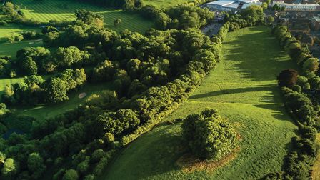 The beautiful Yeovil Country Park to the south provides 127 acres of wonderfully varied, tranquil op