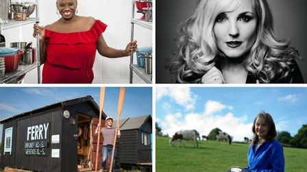 On International Women's Day we celebrate some of Suffolk's most inspirational women
