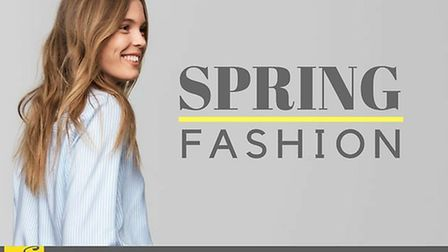 Spring fashion is all about feeling good