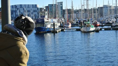 Today's Waterfront is a hive of maritime and leisure activity