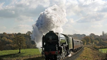 The Tornado Photo: East Lancs Railway