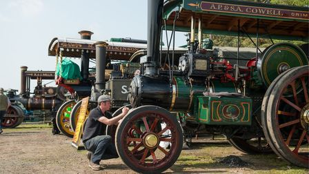 Chipping Steam Fair