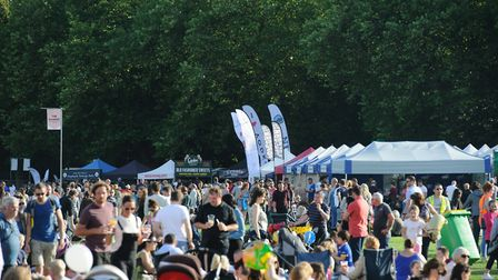 Liverpool Food and Drink Festival at Sefton Park