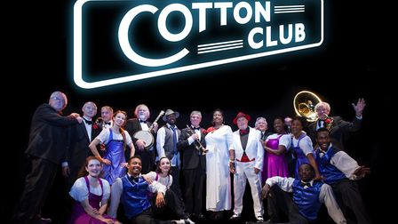 Swinging at the Cotton Club gets Sturminster Newton hopping