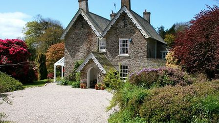 Old Rectory St Juliot House - Cornwall Life Wildlife Trust