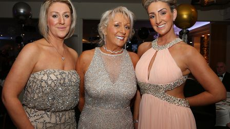 Katie, Lynn and Kirsty McNulty