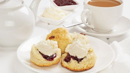 Cream tea (c) travellinglight / Thinkstock