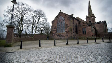 Prescots Jacobean Church will be on the Shakespeare trail