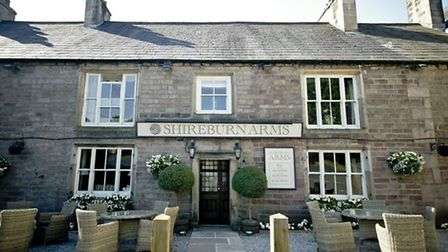 The Shireburn Arms in Hurst Green