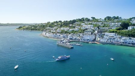 St Mawes ferry. Photo by Bad Wolf Horizon
