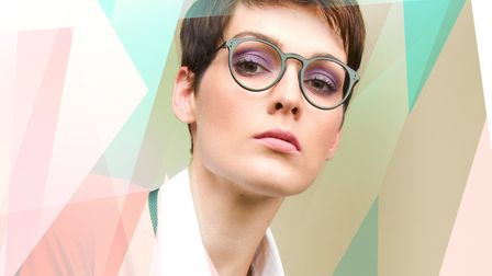 Rounder shaped glasses are in (c) THIERRY CACCAVALE