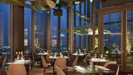 Dining in style at 20 Stories