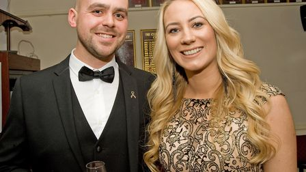 Chris and Rebecca Nuttall