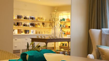 Weavers House Spa at The Swan Hotel and Spa Lavenham