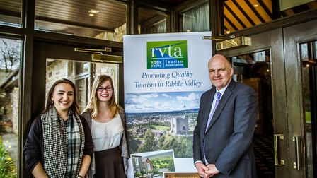 Tom Pridmore and his team from Ribble Valley Council