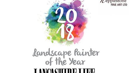 2018 Lancashire Life Landscape Artist of the Year competition