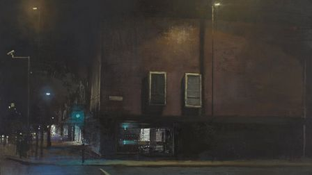 All the lights Green by Chris Rigby