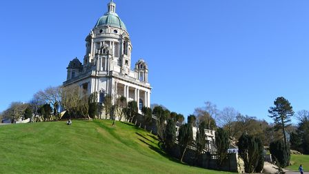 Lancaster's Ashton Memorial is the perfect backdrop for The Dukes outdoor productions.