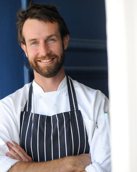 Michael Smith of the Porthminster Beach Cafe