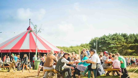 Little Orchard Cider & Music Festival. Picture credit: Lewis Harrison-Pinder