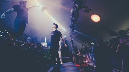Leopallooza. Photo credit: Matthew Hawkey