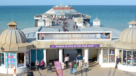 We've gathered some of the best Norfolk days out for families (photo: Cromer Pier, Getty Images)
