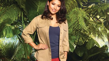 Vanessa in ITV Studios I'm A Celebrity Get Me Out Of Here (c) Joel Anderson / ITV