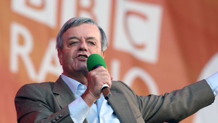 Tony Blackburn attends 'Radio 2 Live In Hyde Park' at Hyde Park (c) Harry Herd/WireImage